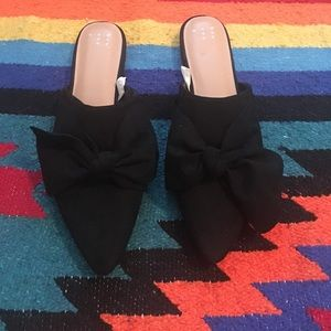 A new day bow mules